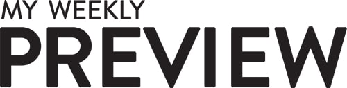 My Weekly Preview logo